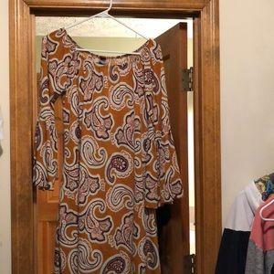 Large boutique dress. Excellent condition